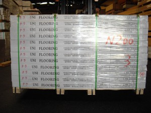 Solid timber floor (Finger Jointed Package)