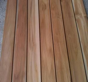 teak timber decking
