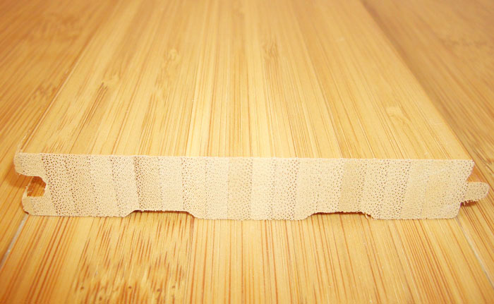 natural solid T&G bamboo flooring